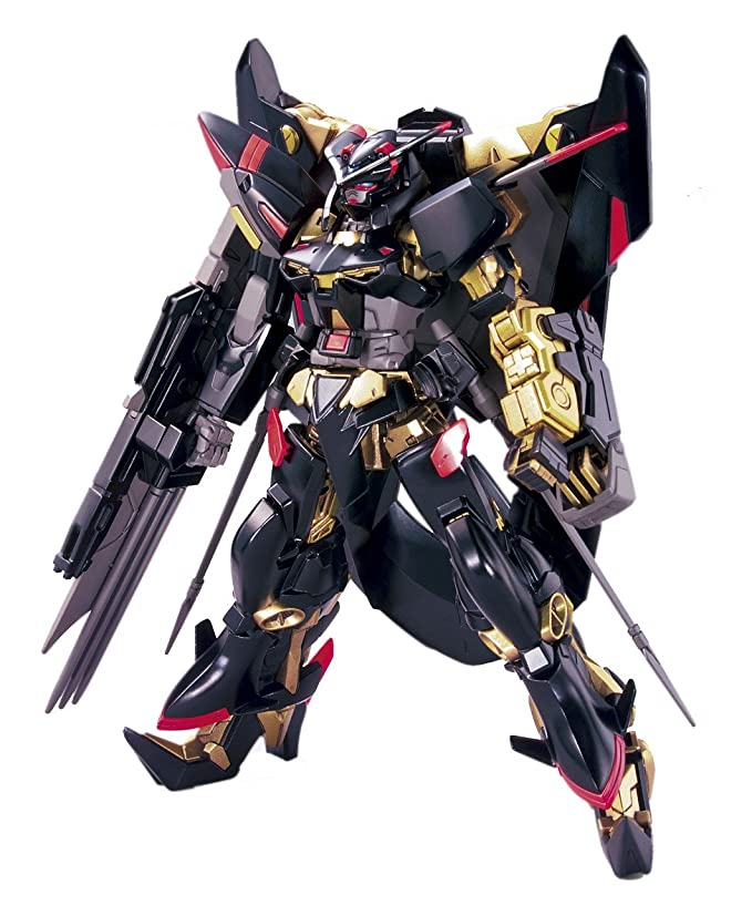 Bandai Hobby 59 HG, Modell-Set, Gundam Gold Frame Astray Amatu Mina ...