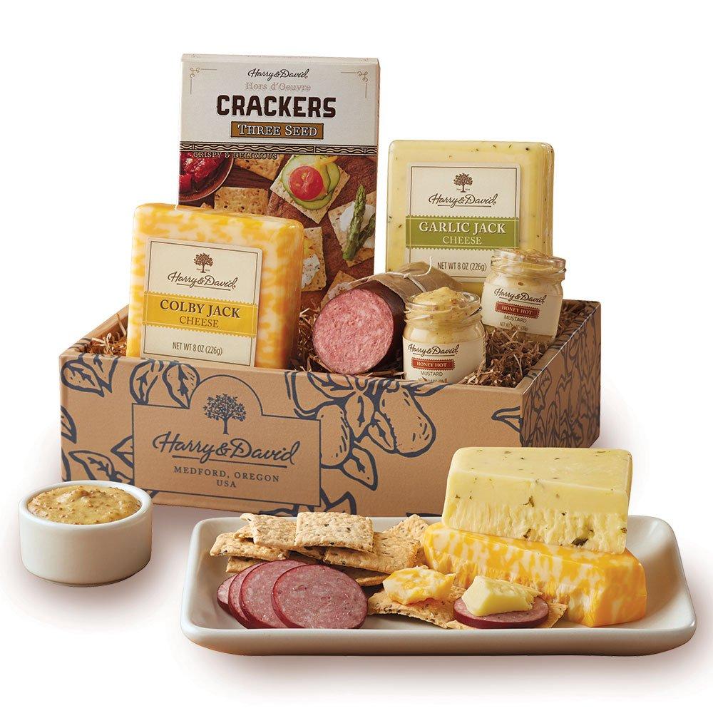 Harry & David Classic Meat & Cheese Gift Box