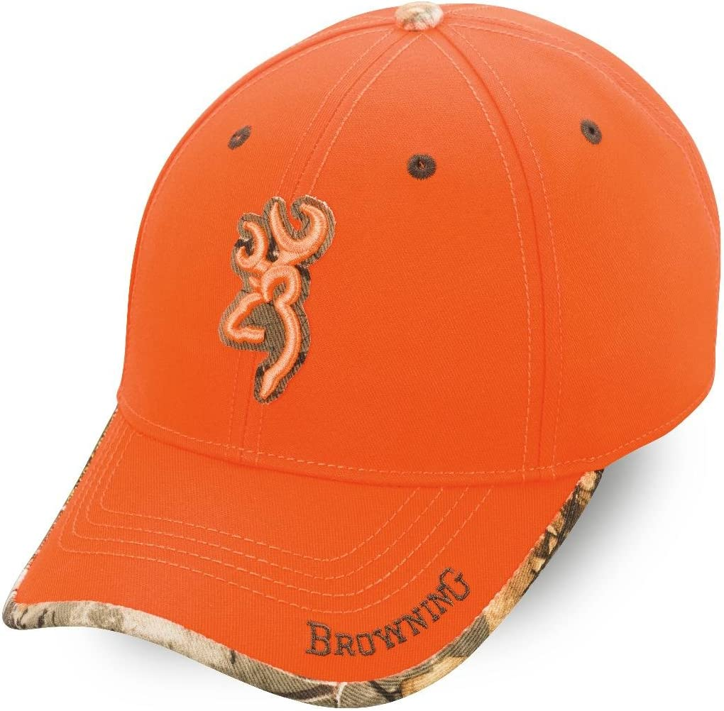 orange One Size Browning Erwachsene Sure Shot Kappe