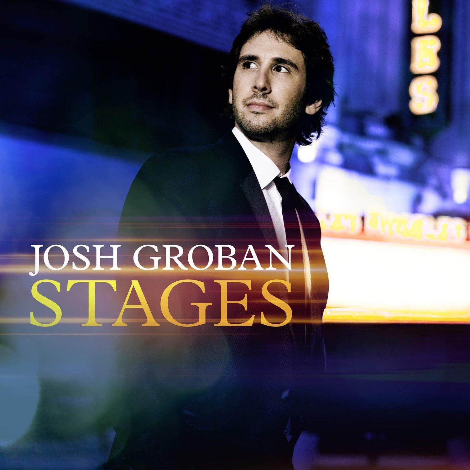 Stages by Josh Groban: Amazon.co.uk: Music