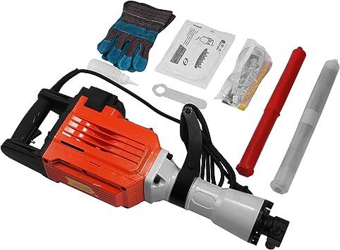 Abbruchhammer 3600 Watt Stemmhammer 60 J Meißelhammer Schlaghammer Bohrhammer