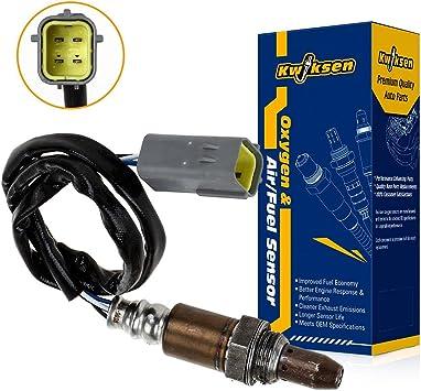 ECCPP Air-Fuel Ratio Oxygen Sensor Upstream//Pre Fit 234-9038 4-Wire Air Fuel Ratio Sensor for Nissan Altima Frontier 2.5L
