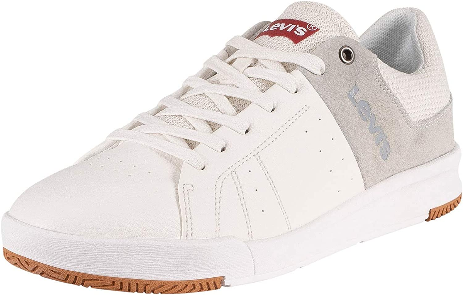 Toyonal Leather Trainers, White