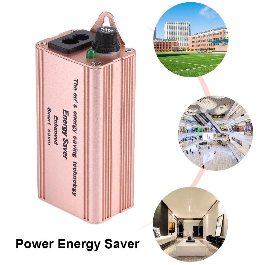 Energy Saver, 250V Household Intelligent Power Electricity Saver 30%~40% Energy Saving Box