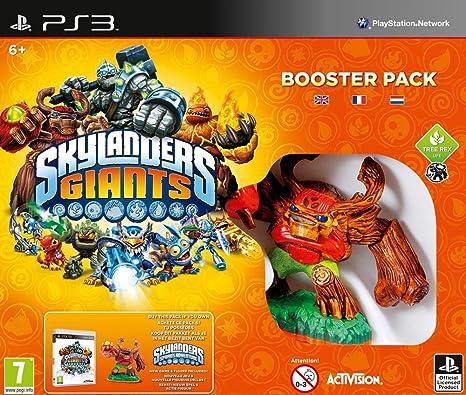 Amazon.com: Skylanders Giants – Booster Pack PS3: Electronics