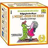 Holzwurm der Oper - 5 Mozart-Opern Für Kinder