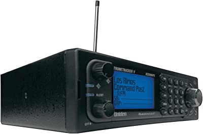 Uniden BCD996P2 Digital Mobile TrunkTracker V Scanner