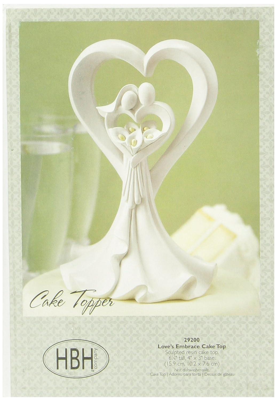 Amazon.com: Hortense B. Hewitt Wedding Accessories Love\'s Embrace ...