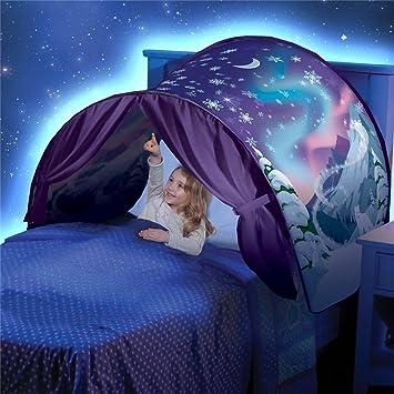 huge selection of c1e1e d3039 Magical Dream Tent Portable Kids Pop Up Bed Tent Playhouse Kids Gift Set  Unicorn /...