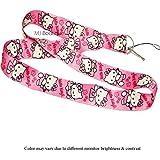 Pink Hello Kitty Lanyards