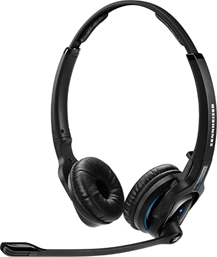 6957b4d98ba Amazon.com: Sennheiser MB Pro 2 UC ML (506046) - Dual-Sided, Dual ...