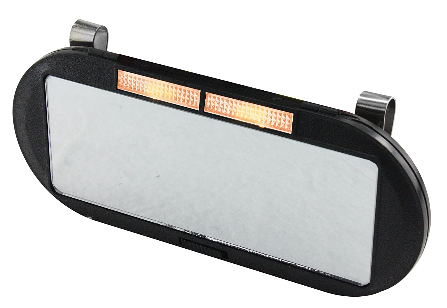 Clip on Mirror with Light - Ideal for make up SK Depots