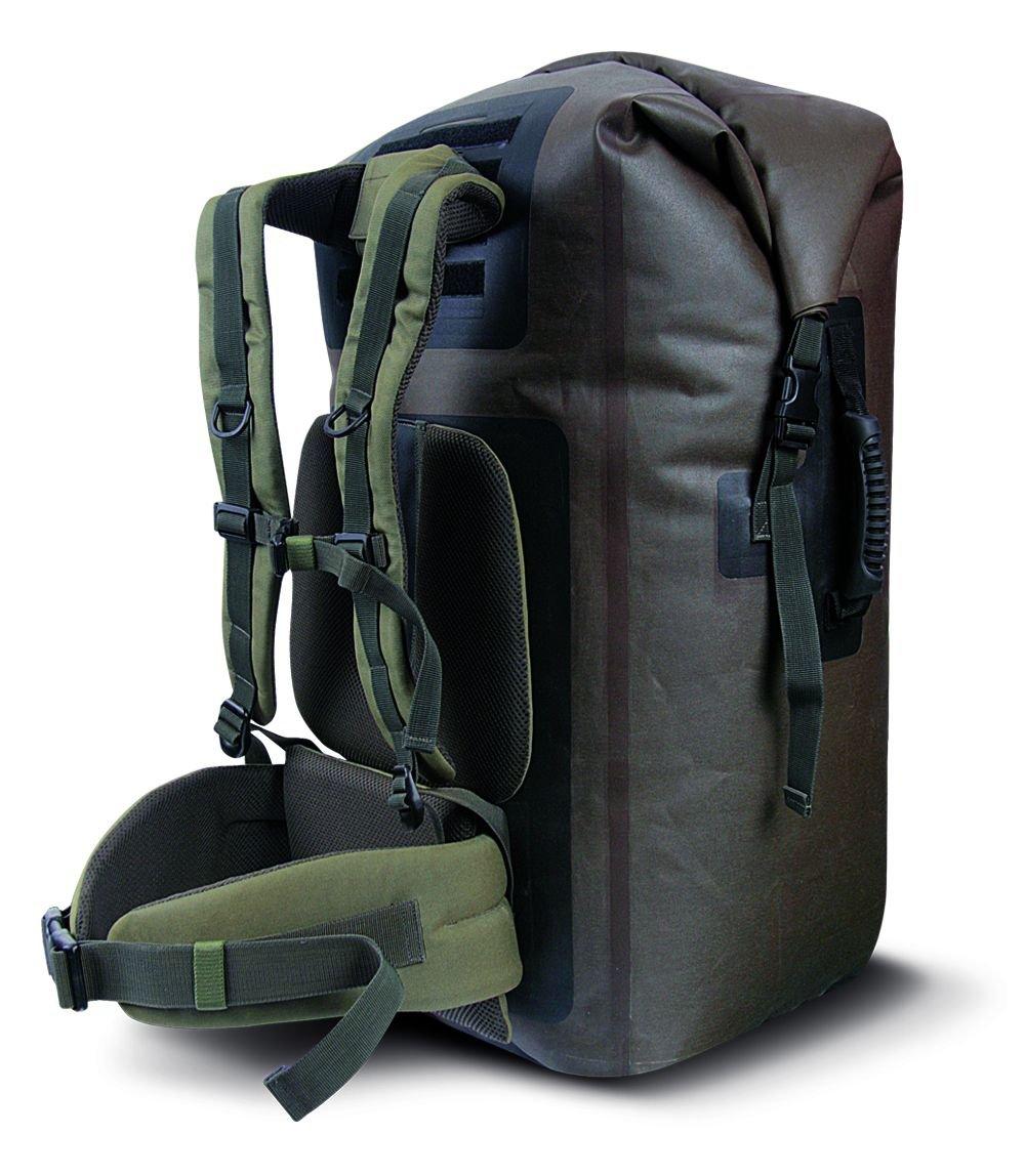 Trimm Rucksack/tasche MARINER, Army Brown, 110, 46932