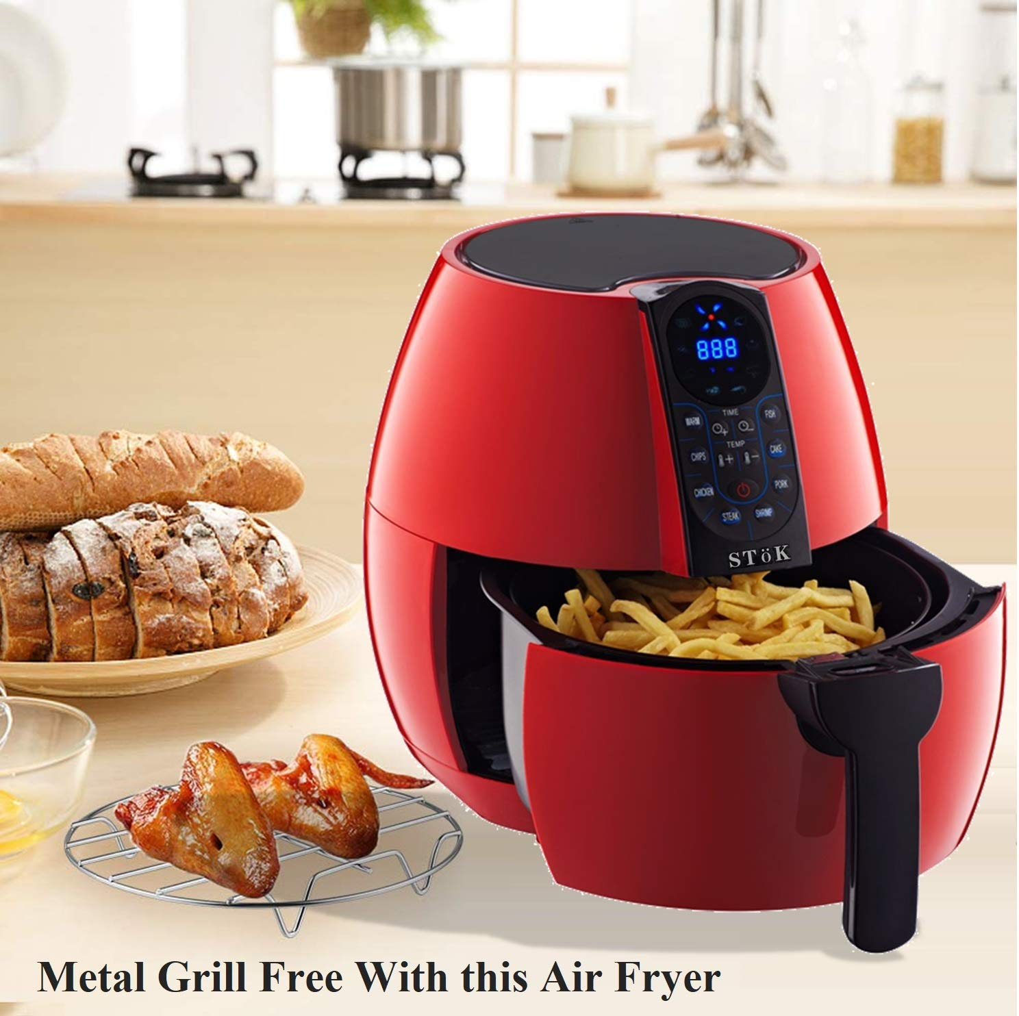 Stok air fryer review