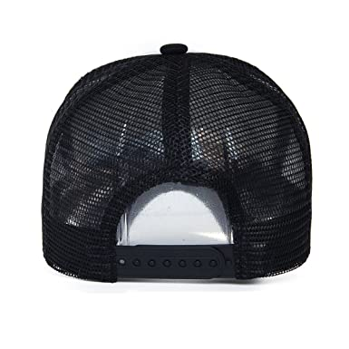 6e352bad5d3 Rayna Fashion Mesh Snapback Trucker Hat Structured Curved Brim ...