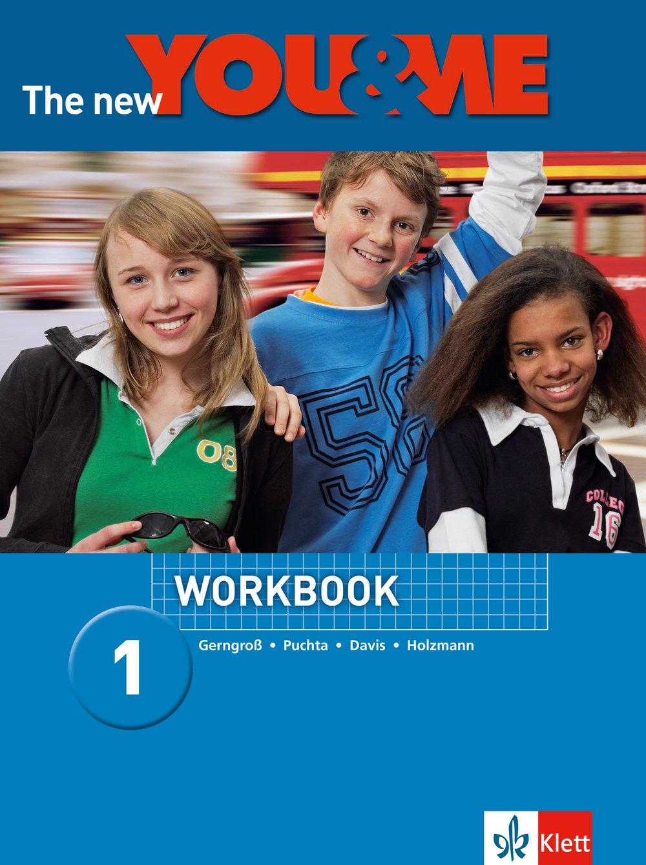 The New YOU & ME 1: Englisch Lehrwerk für Österreich - 5. Schulstufe. Workbook