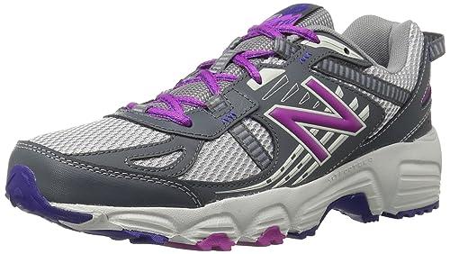 New Balance de Las Mujeres wt410 V4 Zapatilla de Trail: Amazon.es: Zapatos y complementos