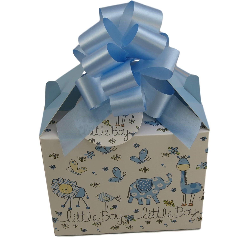 Baby boy Gift Basket Baby boy Gift Hamper boy Packed Peter Rabbit Keepsake Box with Drawers Baby Shower Gift New Baby boy Gift