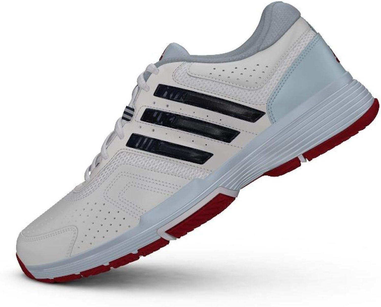 adidas Barricade Court 2, Zapatillas de Tenis para Mujer, (FTWR White/Collegiate Navy/Ice Blue), 38 EU: Amazon.es: Zapatos y complementos
