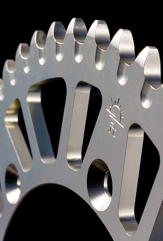 Kettenrad mit 47 Z/ähnen f/ür ZZR 1100 C 1990-1992 von jt-Sprockets