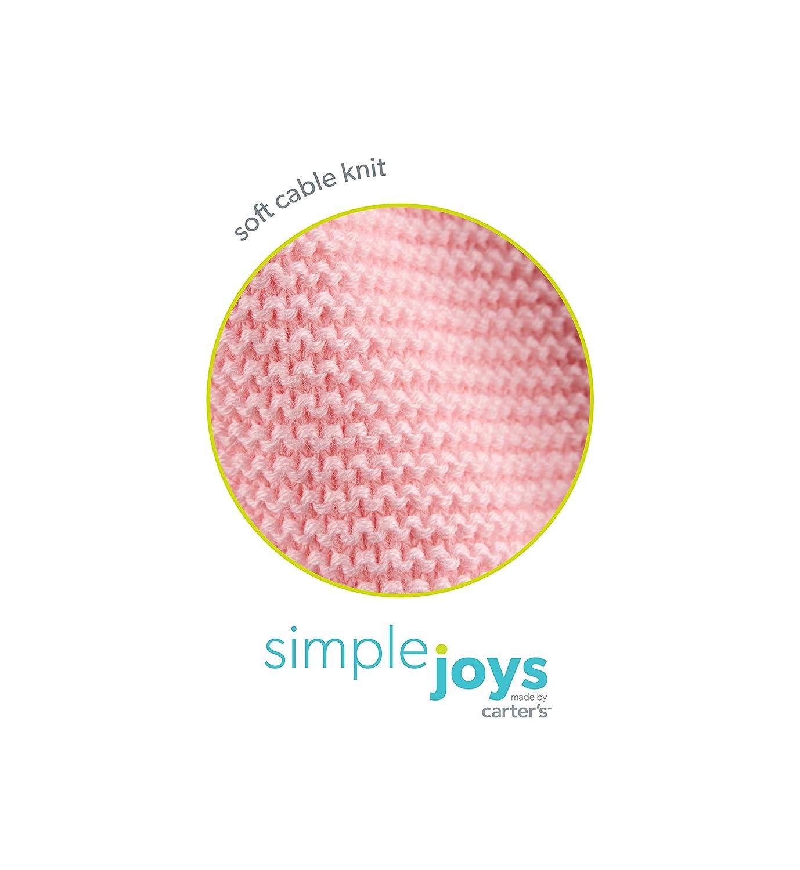 2er-Pack f/ür M/ädchen Simple Joys by Carters Strickjacke