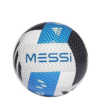 adidas Messi Q4 Balón, Hombre, Negro, S: Amazon.es: Deportes y ...