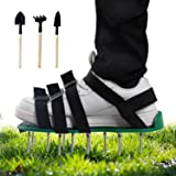 Mavicen Lawn Aerator Shoes with Zinc Alloy
