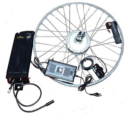Eridelite Electric Bicycle Conversion Kit - Ebike Universal Kit