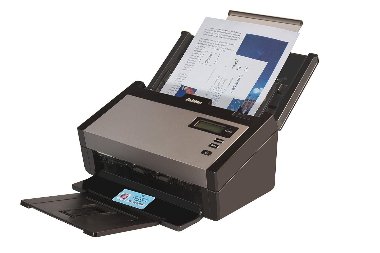 Avision ad280 ADF de Alta Velocidad (80 ppm, 100 Hojas, USB 3.0) Departamento Duplex Color escá ner de Documentos 100Hojas USB 3.0) Departamento Duplex Color escáner de Documentos 000-0808-02G