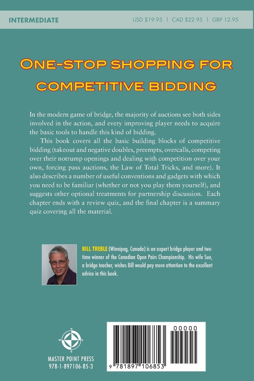 Getting Into The Bidding: A Bridge Toolkit: Bill Treble ...