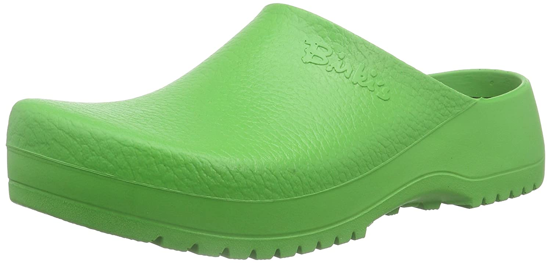 Birki Super Birki Unisex-Erwachsene Clogs, Grün (APPLE GREEN), 37 EU -