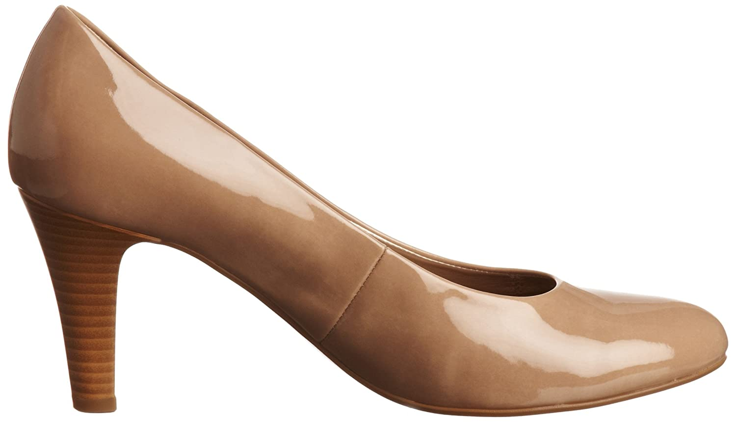 Gabor 65.210.74 65.210.74 65.210.74 Damen Pumps Beige 34a005