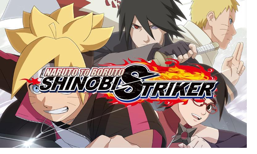 Naruto to Baruto: Shinobi Striker [Online Game Code]