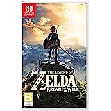 The Legend of Zelda: Breath of the Wild - Standard Edition - Nintendo Switch