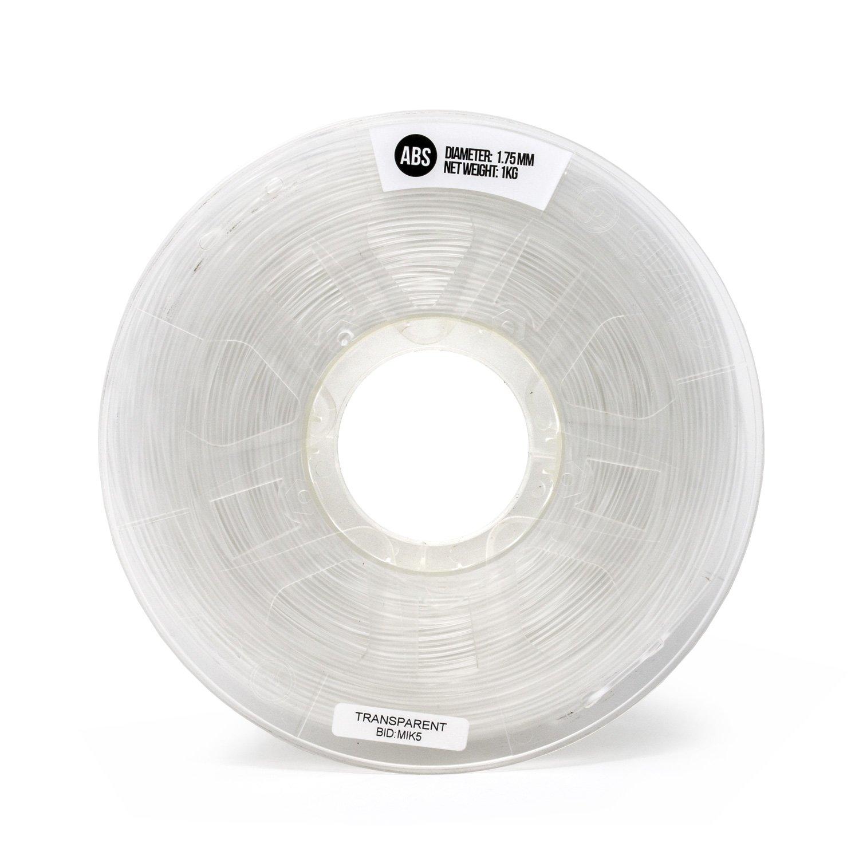 Gizmo Dorks 1.75mm PLA Filament 1kg UV Light Fluorescent Orange 2.2lb for 3D Printers
