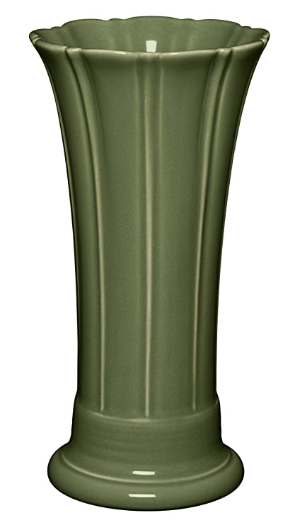 Amazon Fiesta 9 58 Medium Vase Sage Serveware Accessories