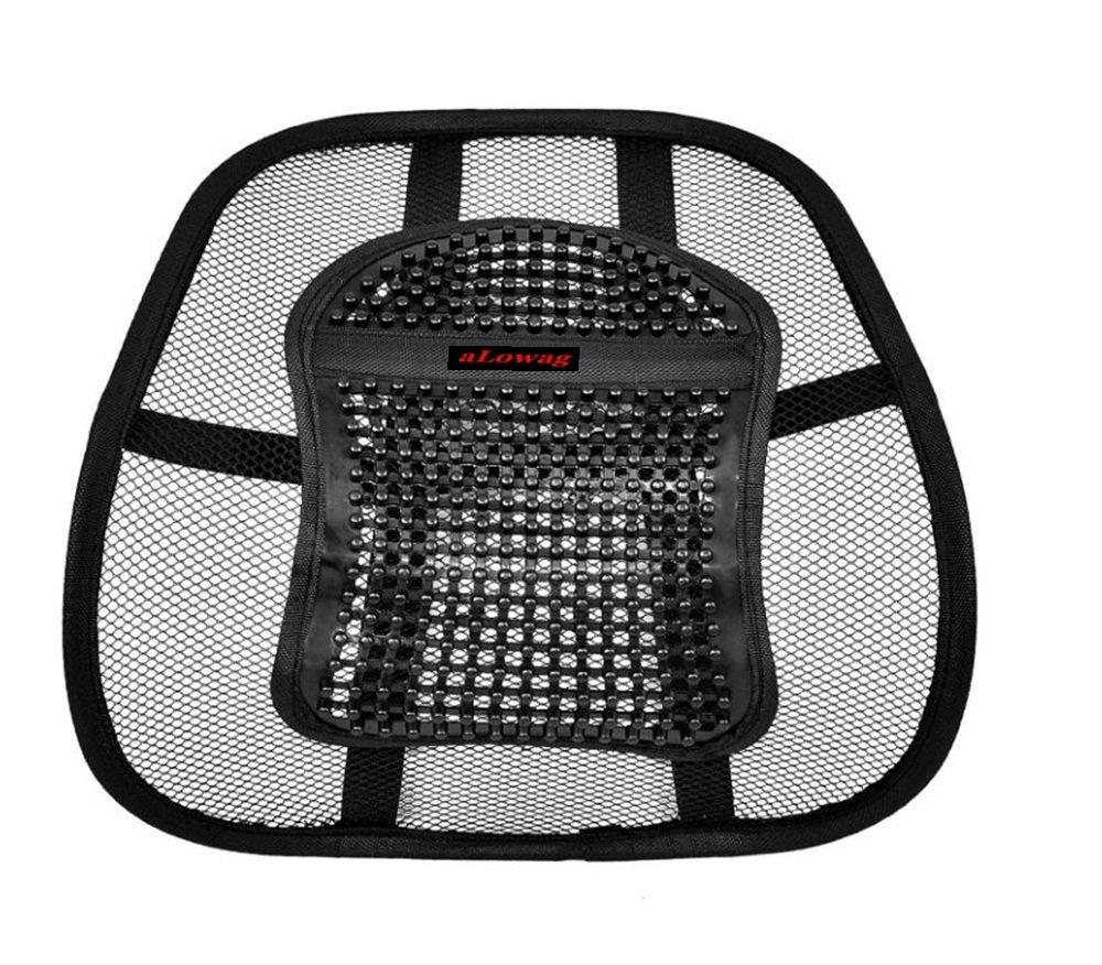 LORDOSENSTÜTZE Rückenstütze Rückenkissen für Autositz oder Bürostuhl von alowag