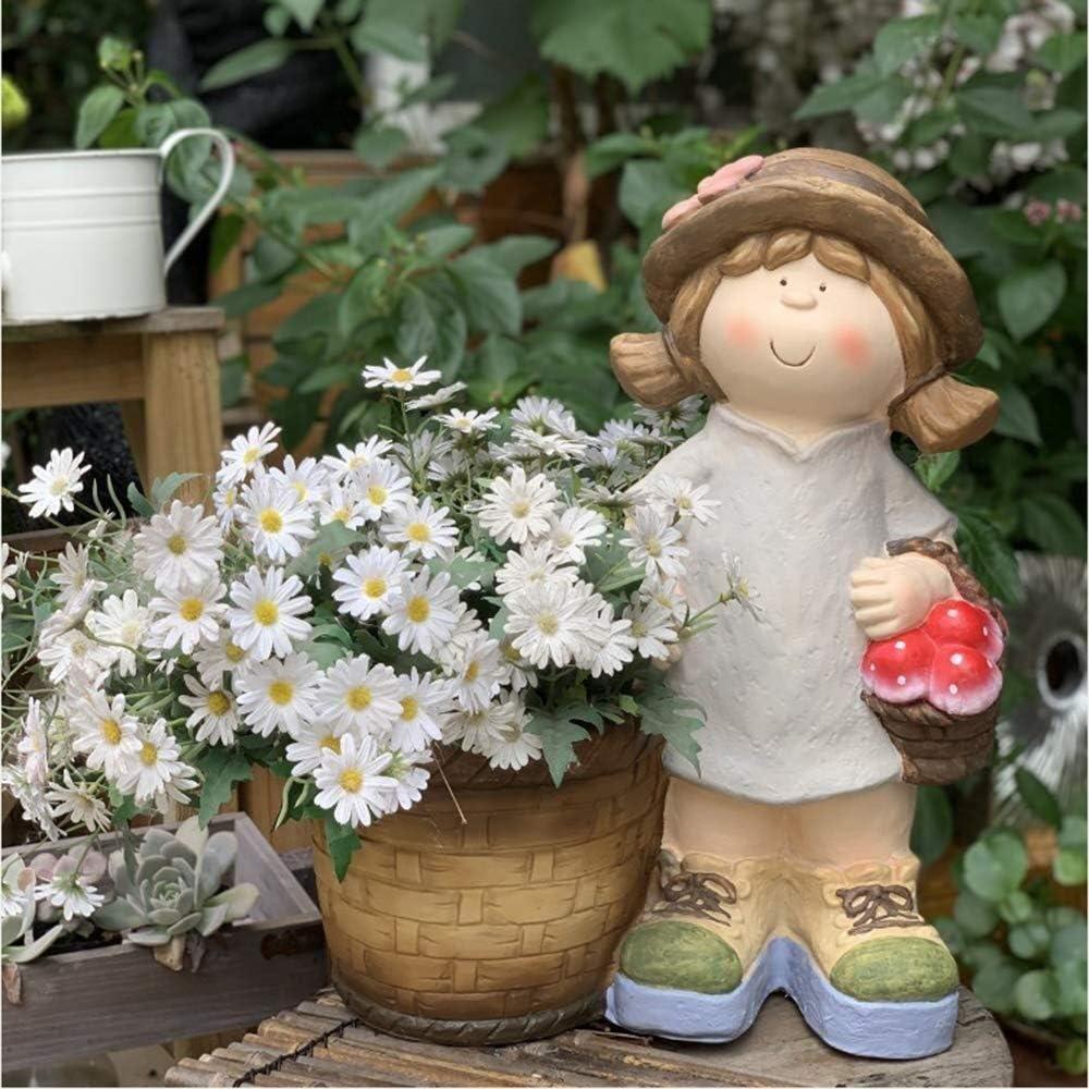1 X Bijoux Jardin Fleur Jeu Métal Extérieur Pelouse Décoration Ornement GMO010 UK