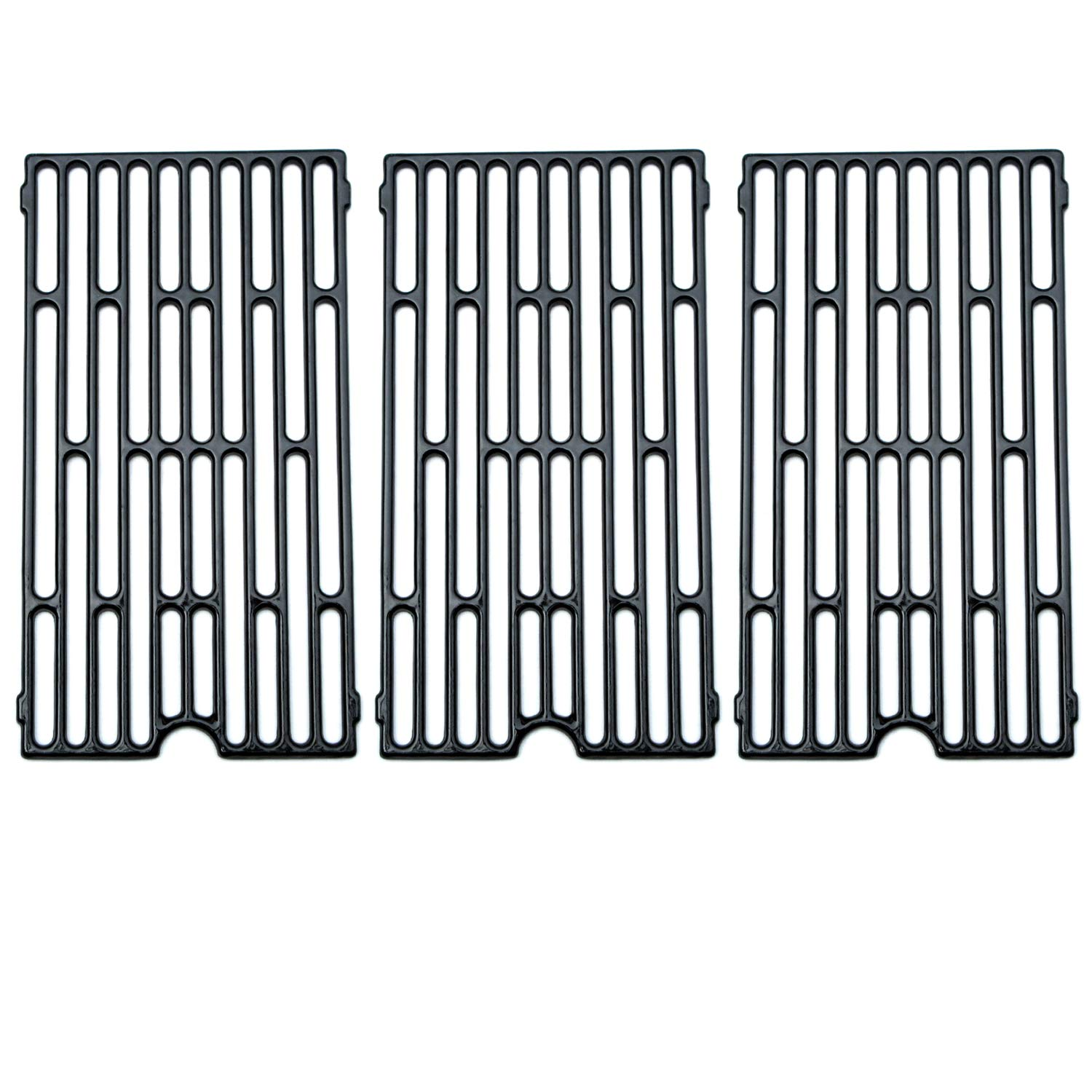 3 Direct store Parts DC105 Porcelain Cast Iron Cooking grid Replacement Vermont Castings Chargriller Jenn Air Gas Grill 3-pack