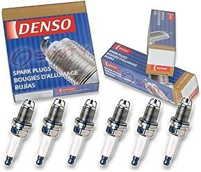 6 pcs Denso Standard Spark Plugs 1995-2004 Toyota Tacoma 3.4L V6