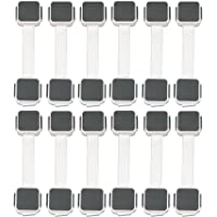 Munchkin Xtraguard Dual Action Multi Use Latches, 12 Count