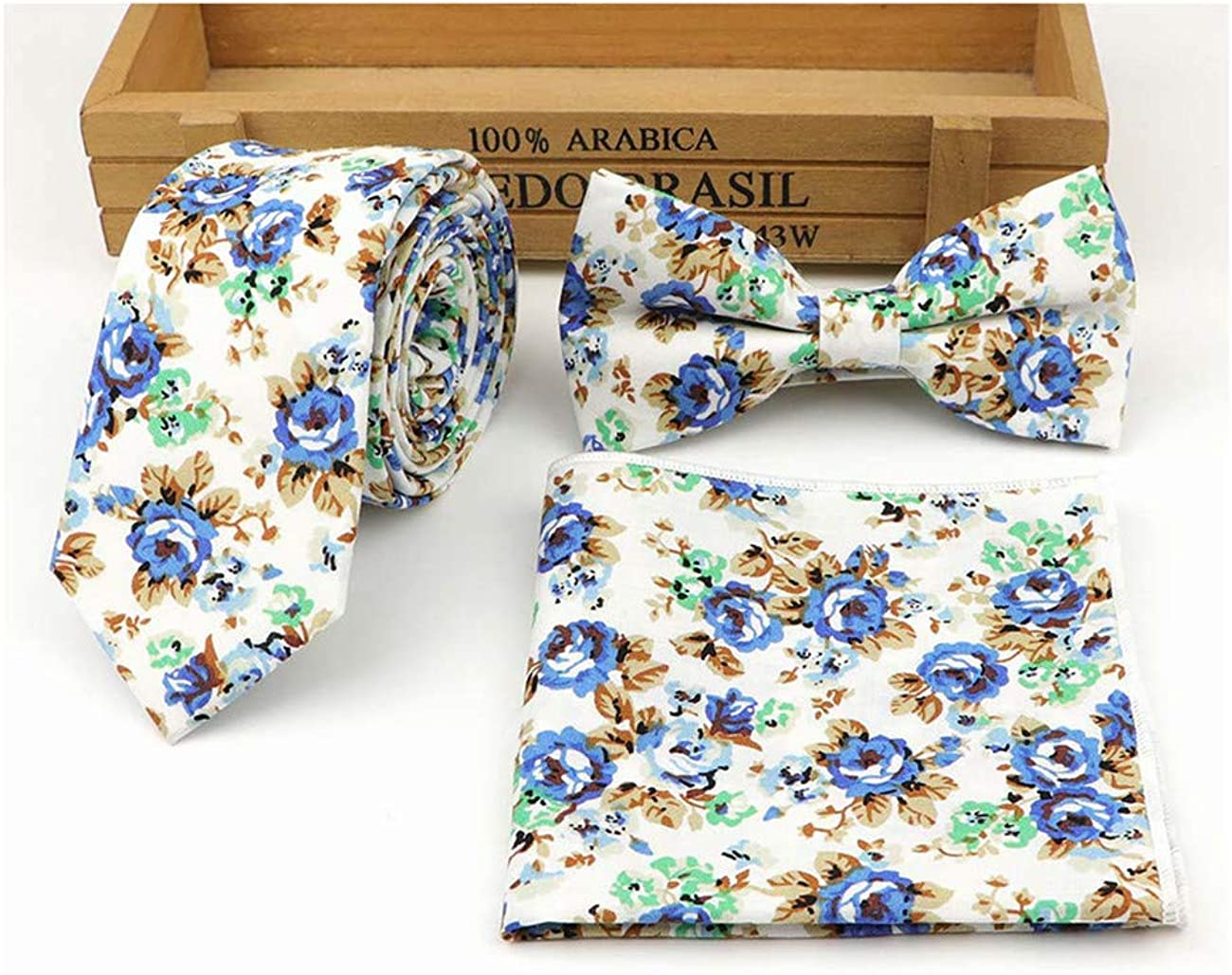 Gran Sorpresa 2020 Lionel Philip Conjunto de corbata de algodón para hombre Corbata delgada Corbata Pañuelo Pañuelos de boda Corbatas de corbata 16 LlE6Zd kfE4lc