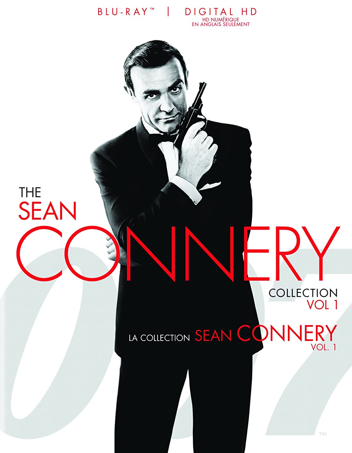 The Sean Connery Collection Volume 1 (Bilingual) [Blu-ray] MGM
