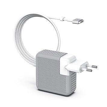 BETIONE Cargador MacBook Pro, Cargador MacBook, Cargador MacBook Air 60W MagSafe 2 Forma de T Adaptador de Corriente (para Apple MacBooks 11