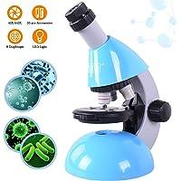 Microscopio para niños, ampliación 40X - 640X