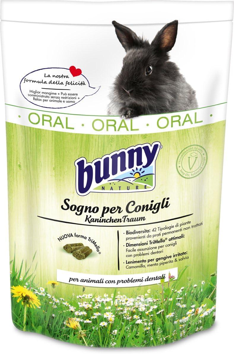Bunny Ensueño para Conejos Oral–1500gr