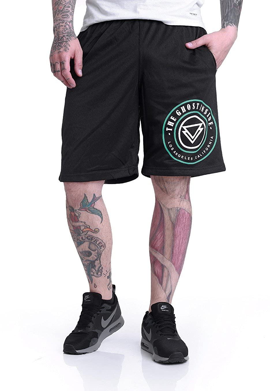 The Ghost Inside Circle Zip - Shorts