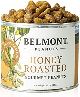 product image for Belmont Peanuts 10 oz Honey Roasted Classic Collection Virginia Peanuts