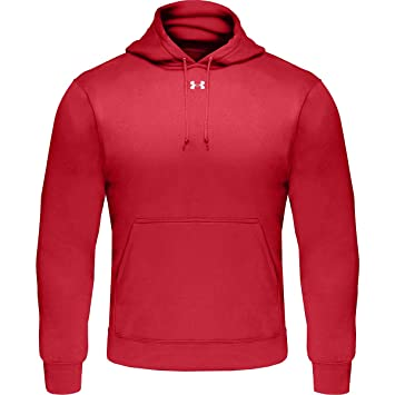 under armour sweatshirt. men\u0027s under armour fleece hoody, red, sweatshirt