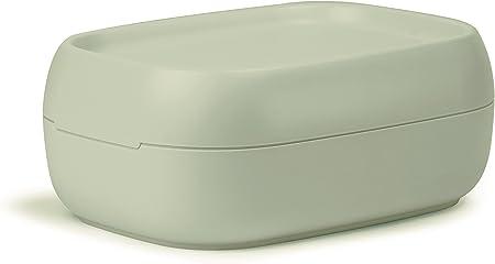 Noir Plastique 19 L Rotho 1015908080 Bo/îte de Rangement